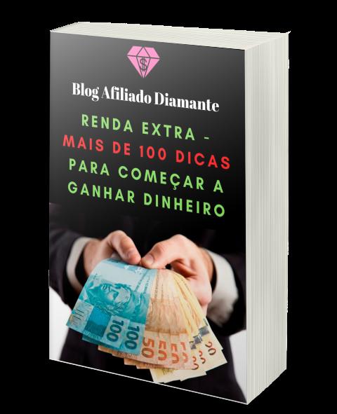 Ebook Grátis - Mais de 100 Dicas de Renda Extra